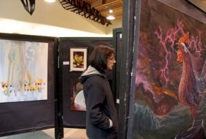 RB art show