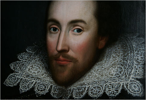 Source: http://thelede.blogs.nytimes.com/2009/03/09/portrait-of-shakespeare-unveiled-399-years-late/?hp