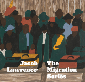 Cover of the book Jacob Lawrence: The Migration Series