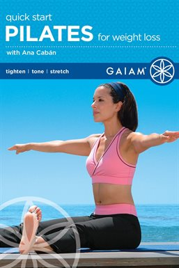 Gaiam Quickstart Pilates cover art