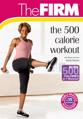 The Firm 500 Calorie Workout cover art