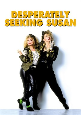 Desperately Seeking Susan cover art