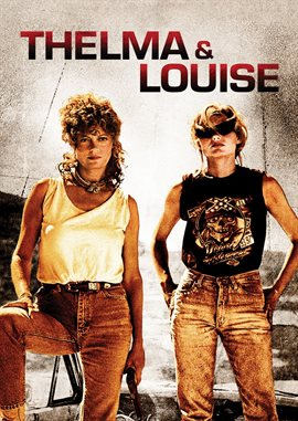 Thelma & Louise cover art