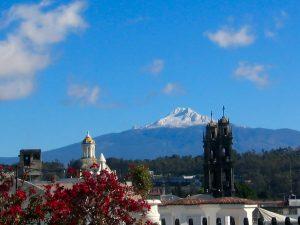 Beautiful Puebla, Mexico