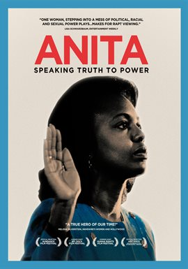 Anita: Speaking Truth to Power cover art