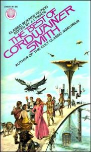 Best of Cordwainer Smith paperback cover